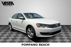 2014_Volkswagen_Passat_SE w/Sunroof_ Coconut Creek FL
