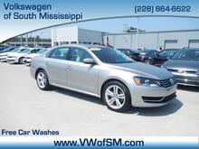 2014_Volkswagen_Passat_SE w/Sunroof_ South Mississippi MS
