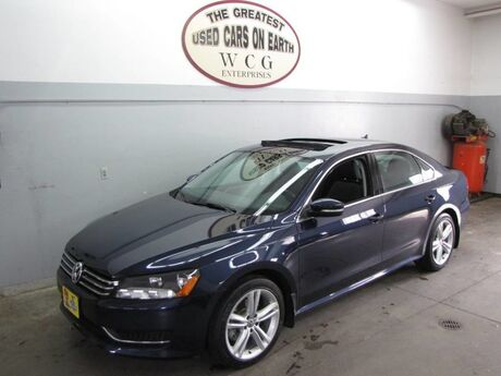 2014 Volkswagen Passat SE w/Sunroof Holliston MA
