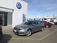2014_Volkswagen_Passat_TDI I4 2.0L SE W/SUNROOF_ Yakima WA