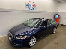 2014_Volkswagen_Passat_TDI SE_ Holliston MA
