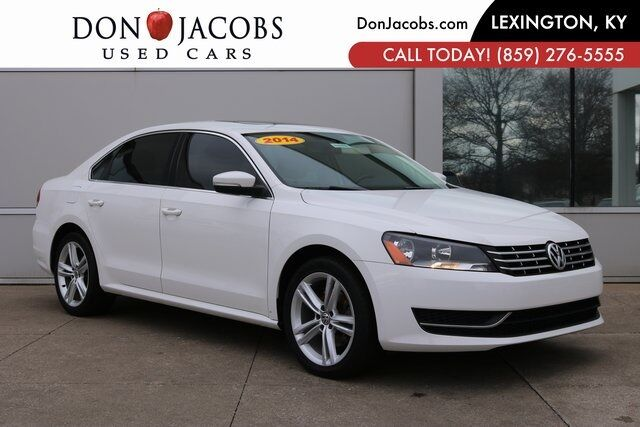 2014 Volkswagen Passat TDI SE Lexington KY