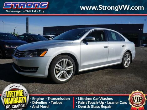 2014_Volkswagen_Passat_TDI SE_ Salt Lake City UT