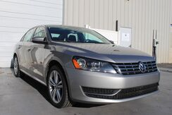 2014_Volkswagen_Passat_TDI SE Turbo Diesel Sunroof Backup Camera 43 mpg_ Knoxville TN