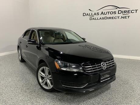2014 Volkswagen Passat TDI SE w/Sunroof Carrollton  TX