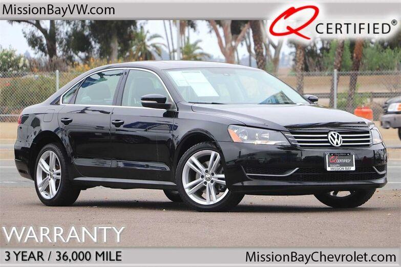 2014 Volkswagen Passat TDI SE w/Sunroof San Diego CA