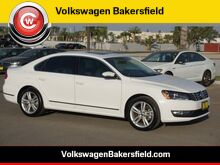 2014_Volkswagen_Passat_TDI SEL Premium_ Bakersfield CA