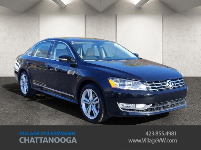 2014 Volkswagen Passat TDI SEL Premium Chattanooga TN