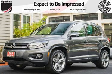 2014_Volkswagen_Tiguan_4MOTION R-Line_ Boxborough MA