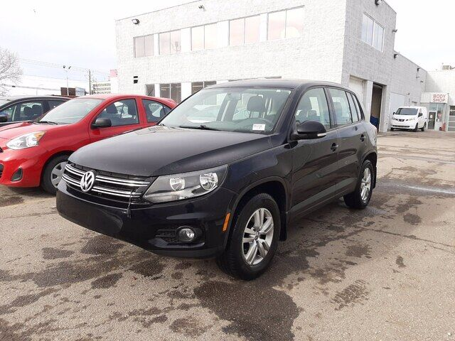 2014 Volkswagen Tiguan AWD | CLEARANCE SPECIAL Calgary AB