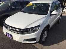 2014_Volkswagen_Tiguan_S_ Austin TX