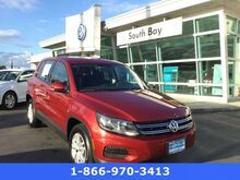 2014_Volkswagen_Tiguan_S_ National City CA