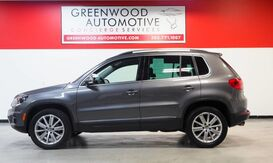 2014_Volkswagen_Tiguan_SE_ Greenwood Village CO