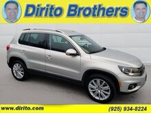 2014_Volkswagen_Tiguan_SE_ Walnut Creek CA