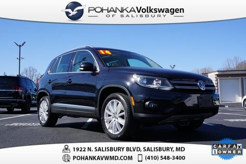 2014_Volkswagen_Tiguan_SEL 4Motion ** PANORAMIC SUNROOF & NAVI **_ Salisbury MD