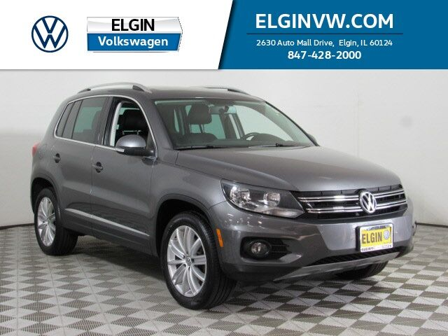 2014 Volkswagen Tiguan SEL Elgin IL