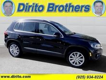2014_Volkswagen_Tiguan_SEL_ Walnut Creek CA