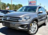 2014 Volkswagen Tiguan w/ NAVIGATION, LEATHER SEATS, & PANORAMIC ROOF