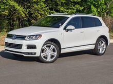 2014_Volkswagen_Touareg_3.6L_ Cary NC