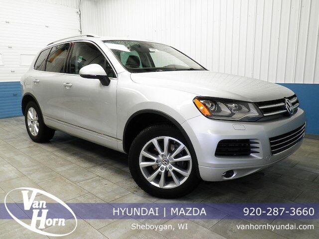 2014 Volkswagen Touareg 3.6L Plymouth WI