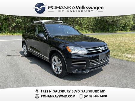 2014_Volkswagen_Touareg_3.6L R-Line_ Salisbury MD