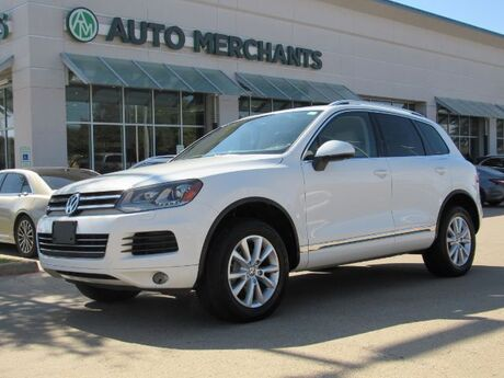 2014 Volkswagen Touareg V6 TDI*BACKUP CAMERA,NAVIGATION SYSTEM,BRAKE ASSIST,ENGINE IMMOBILIZER,STABILITY CTRL,LEATHER. Plano TX