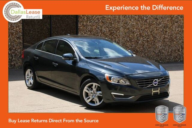2014 Volvo S60 T5 Dallas TX