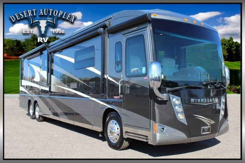 2014 Winnebago Tour 42QD Triple Slide Class A Diesel RV Treated w/Cilajet Anti-Microbial Fog Mesa AZ