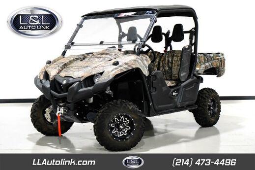2014 Yamaha YXM700 (VIKING) E HUNTER SUNTOPP EPS  Lewisville TX