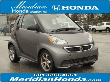 2014 smart fortwo 2dr Cabriolet Passion Meridian MS