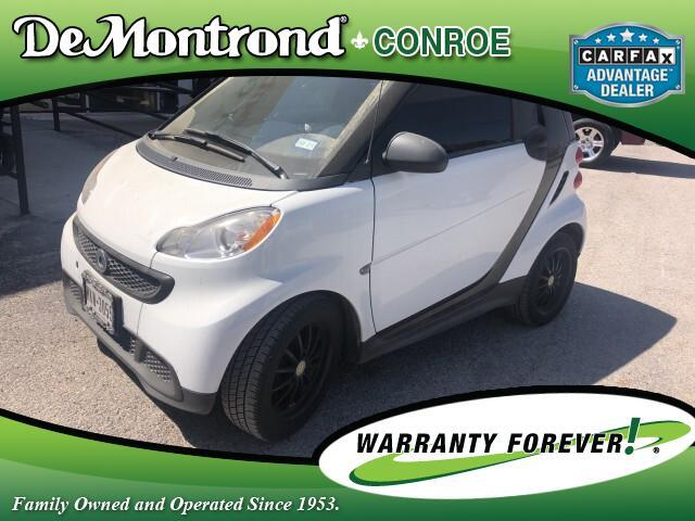 2014 smart fortwo 2dr Cpe Pure Conroe TX