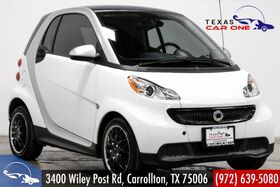 2014_smart_fortwo_PURE AUTOMATIC LEATHER SEATS LEATHER STEERING WHEEL MP3 COMPATIBLE STEREO_ Carrollton TX
