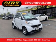 2014_smart_fortwo_Passion_ San Diego CA