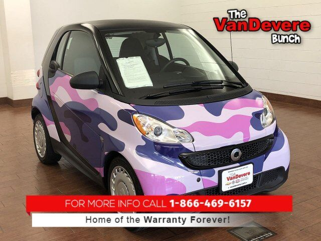 2014 smart fortwo Pure Akron OH