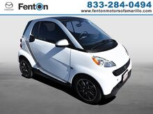 2014_smart_fortwo_Pure_ Amarillo TX