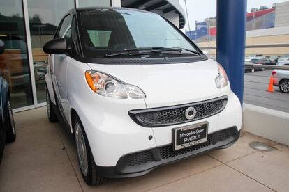 2014_smart_fortwo_Pure_ Seattle WA