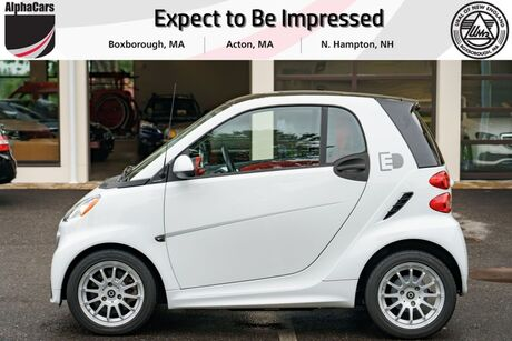 2014 smart fortwo electric drive Passion Boxborough MA