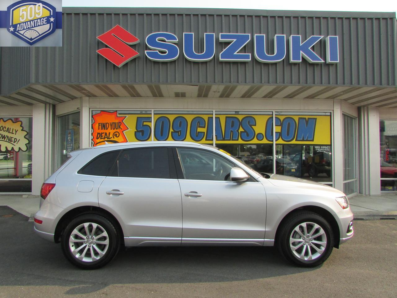 2015 AUDI Q5 PREMIUM PLUS Spokane Valley WA