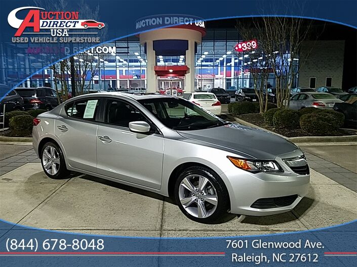 2015 Acura ILX 2.0L Raleigh