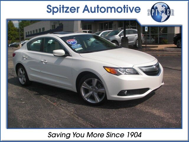 2015 Acura ILX 5-Speed Automatic with Premium Package McMurray PA