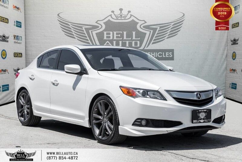 2015 Acura ILX Tech Pkg, NO ACCIDENT, NAVI, BACK-UP CAM, SUNROOF