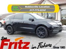 2015_Acura_MDX__ Fishers IN