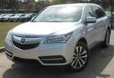 2015 Acura MDX ** TECHNOLOGY PACKAGE ** - w/ NAVIGATION & LEATHER SEATS