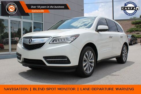 2015_Acura_MDX_3.5L Technology Package_ Gainesville GA