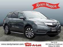 2015_Acura_MDX_3.5L Technology Package_ Hickory NC