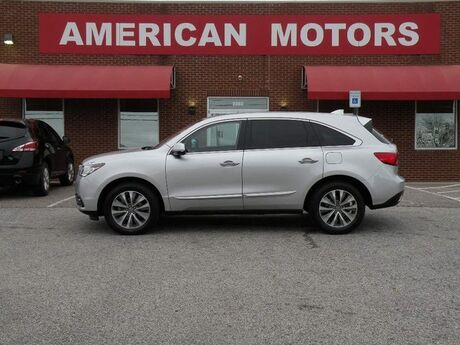 2015 Acura MDX 3.5L Technology Package Jackson TN