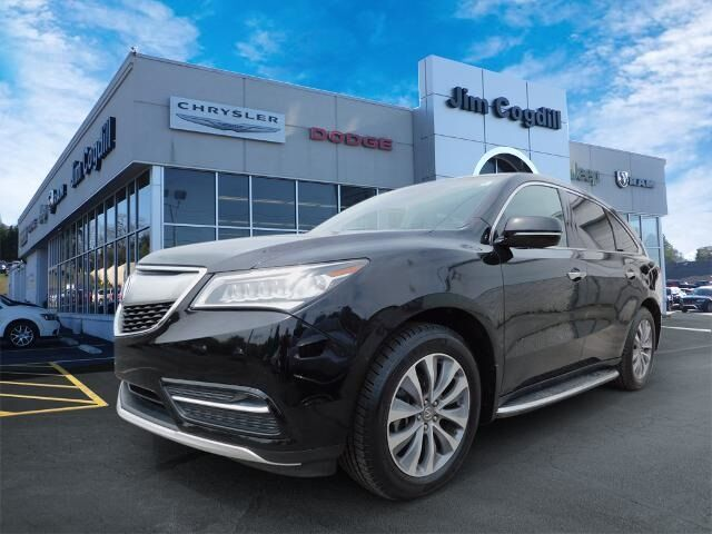 2015 Acura MDX 3.5L Technology Package Knoxville TN