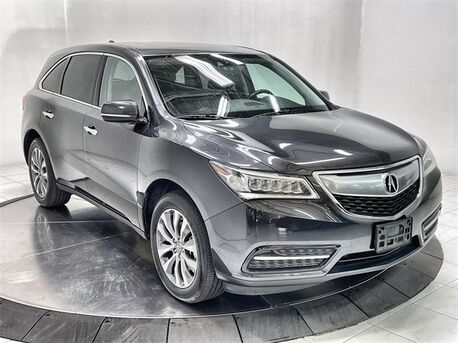 2015_Acura_MDX_3.5L Technology Package_ Plano TX
