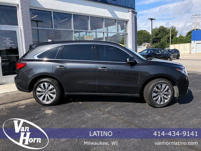 2015 Acura MDX 3.5L Technology Package Plymouth WI