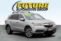 2015_Acura_MDX_3.5L Technology Package_ Roseville CA